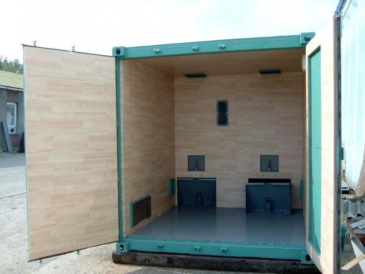Котелни инсталации в контейнер 3